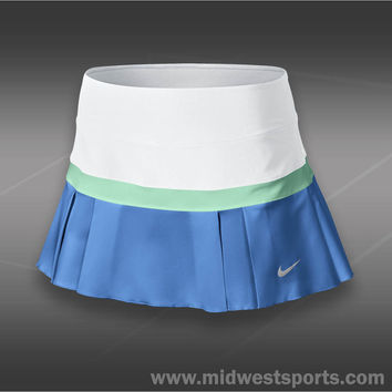 Nike Womens Tennis Skirt, Nike Woven Pleated Skirt 546086-102, Midwest Sports