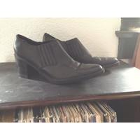 Seychelles California Vintage Black Booties