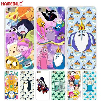HAMEINUO Adventure time Pokemons Pokes Ball Coque Cover phone Case for Xiaomi M Mi 2 3 4 5 5C Mi3 Mi4 4S 4I 4C Mi5 Mi6 NOTE MAX