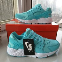 """Nike Air Huarache 1"" Women Sport Casual Solid Color Running Shoes Sneakers"