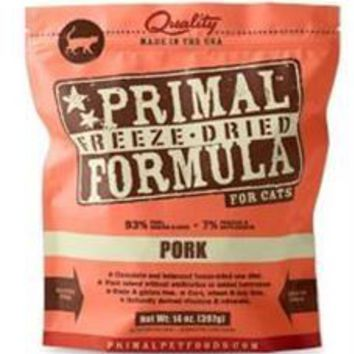 Primal Pet Foods Freeze Dried Cat Foods