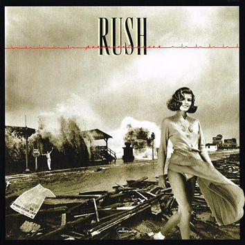 Rush - Permanent Waves LP