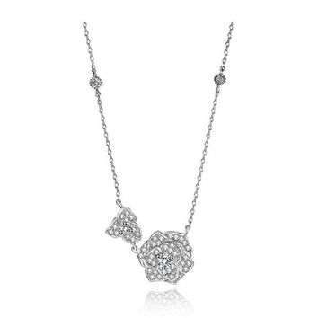 Stunning AAA quality Party cubic zircon necklace