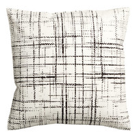 H&M Cotton cushion cover £7.99