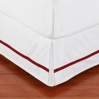 MORGAN 400-THREAD-COUNT BED SKIRT