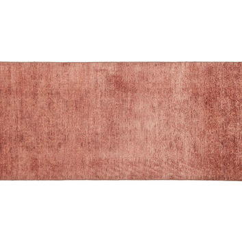 "8'10""x3' Handmade Vibrance Rug, Gold, Area Rugs"