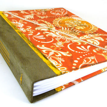 Moroccan Sketchbook or Journal