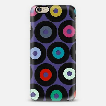 VINYL VIOLET iPhone 6s case by Sharon Turner | Casetify