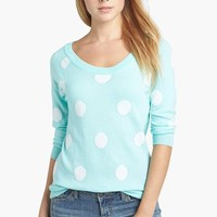 Pleione Dot Pullover | Nordstrom
