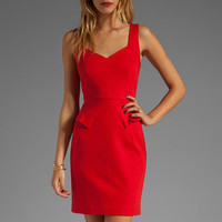 Trina Turk Carmichael Dress in Cherry from REVOLVEclothing.com