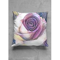 Rosy posy purple Matt squ