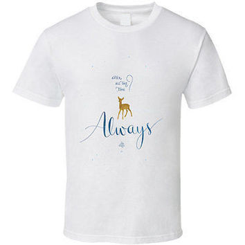 Harry Potter, After All This Time Always, Severus Snape, Albus Dumbledore,Unisex