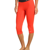 Nike Pro Core II Compression Capri Sunburst/Bright Peach - Zappos.com Free Shipping BOTH Ways