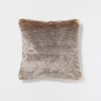 FUR CUSHION - Cushions & Blankets - Bedroom | Zara Home United Kingdom
