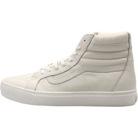 Vans Leather SK8-Hi Cup CA - Whisper White