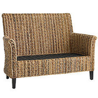 Pier 1 Imports - Pier 1 Imports > Catalog > Furniture > Pier1ToGo Product Details - Banana Settee