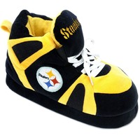 Pittsburgh Steelers Slippers - Men (Black)