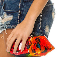 MKL Accessories Clutch Mega Hype Diamond in Multi
