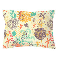 Fantastically Floral Pillow Shams