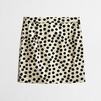Factory optic dot mini - Mini/A-Line - FactoryWomen's Skirts - J.Crew Factory