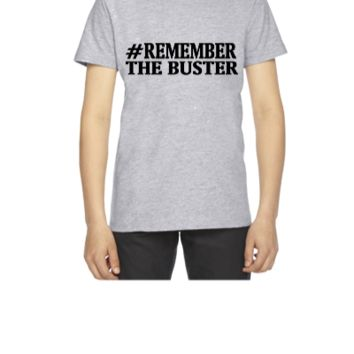remember the buster,paul walker - Youth T-shirt