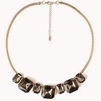 Glam Bejeweled Necklace