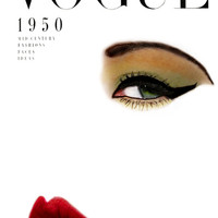 Vogue Blumenfeld Art Print by LittleAnomaly