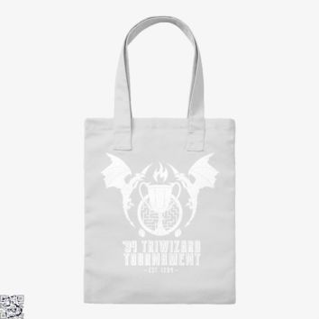 94 Triwizard Tournament, Harry Potter Tote Bag