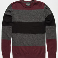 Retrofit Williams Mens Sweater Port  In Sizes