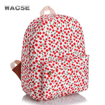 Canvas Fashion Casual Stylish Travel Backpack = 4887750660