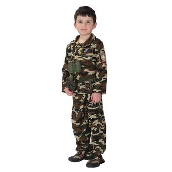 Soldier Camouflage