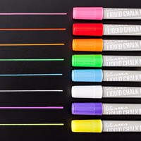 Erasable Chalk Markers (8 Pack)