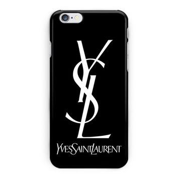 Yves Saint Laurent Logo iPhone 6 Plus Case