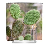 Mickey Cactus Shower Curtain