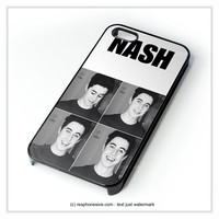 Nash Grier Fun Photos iPhone 4 4S 5 5S 5C 6 6 Plus , iPod 4 5 , Samsung Galaxy S3 S4 S5 Note 3 Note 4 , HTC One X M7 M8 Case