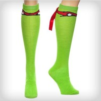 Teenage Mutant Ninja Turtle Mix and Match Knee High Socks 4 Pk