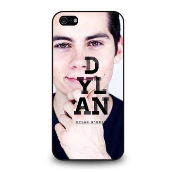 DYLAN O'BRIEN iPhone 5 / 5S / SE Case Cover