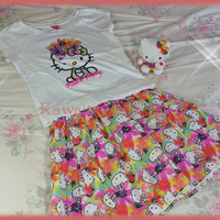 Hello Kitty / Sanrio Two Piece Set Up (NwoT)