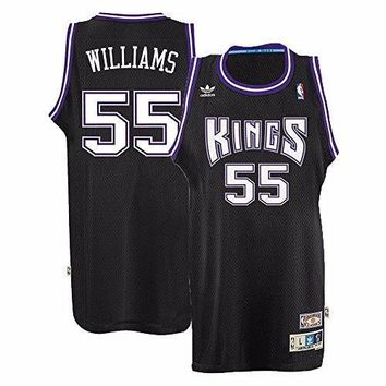 Sacramento Kings Jason Williams Soul Adidas Swingman Jersey