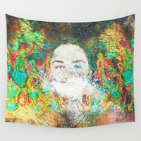 Serenity Wall Tapestry by J.Lauren