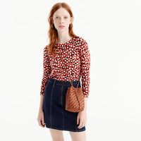 Tippi sweater in printed hearts
