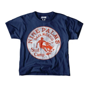 9 Palms Surf Camp Infant T-Shirt