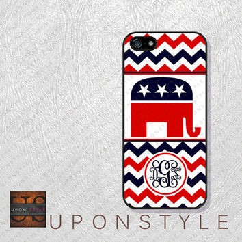 Phone Cases, iPhone 5S Case, iPhone 5 Case, iPhone 5C Case, iPhone 4 case, iPhone 4s case, Elephant, Case for iphone No-5D0020