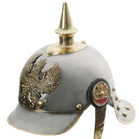 German Pickelhaube Military Helmet