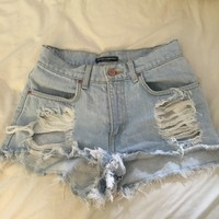 Brandy Melville High Waisted shorts