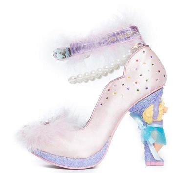 DCCKLP2 The Muppets x Irregular Choice All About Moi High Heel