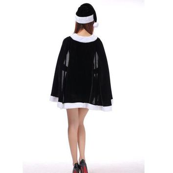 ac NOOW2 Christmas Party Dress Christmas hats Set Bunny Costumes Uniforms Temptation