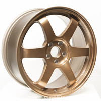 17x8 Rota Grid - Sports Bronze (5x100/e35/73) Wheeldude.com - Professional wheel dealer.
