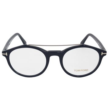 Tom Ford FT5455 90 Round | Blue| Eyeglass Frames