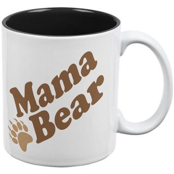 LMFCY8 Mother's Day Mama Bear All Over Coffee Mug